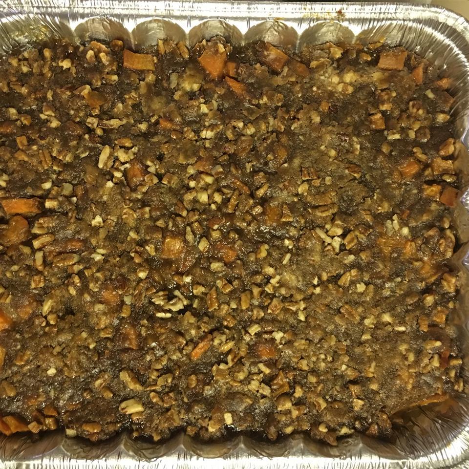 Sweet Potato Casserole VI
