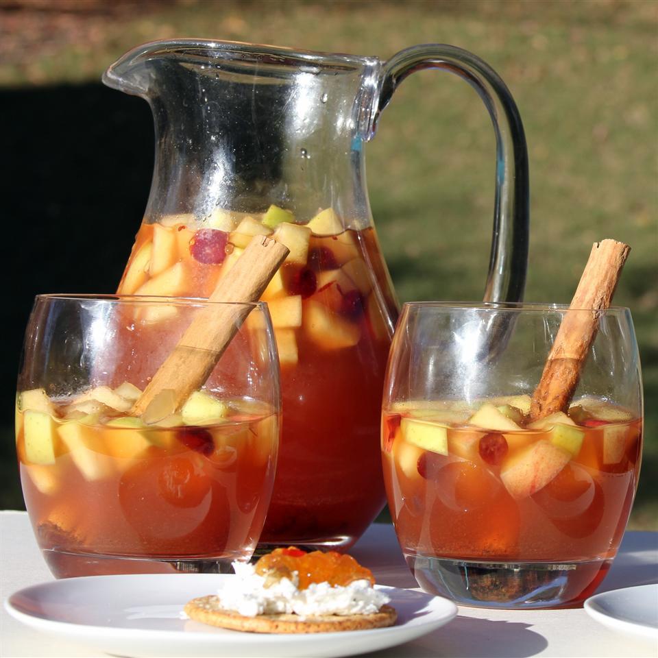 Cranberry Sangria Jennifer Aleman