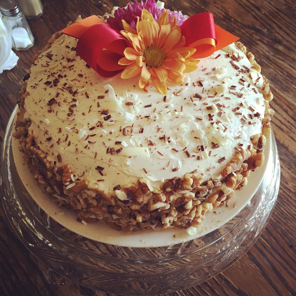 Chocolate Torte Erin Bowe