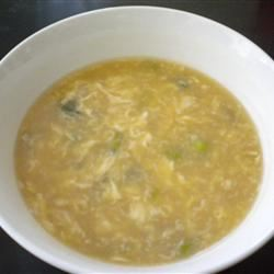 Easy Egg Drop Soup Brittany