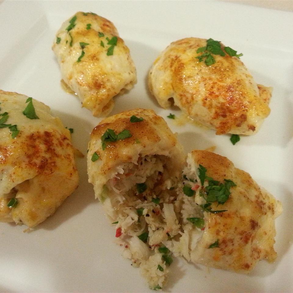 Chef John's Crab-Stuffed Sole