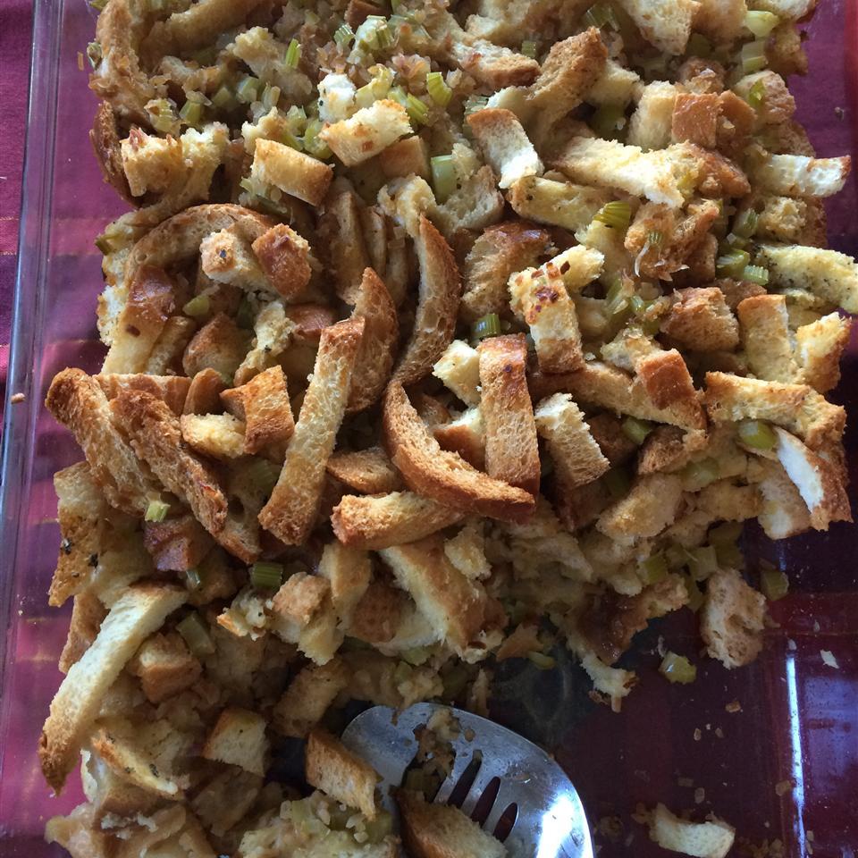 Celery Stuffing Lisa Beilke