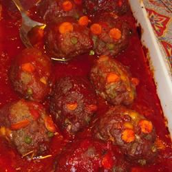 Halloween Bloody Baked Rats