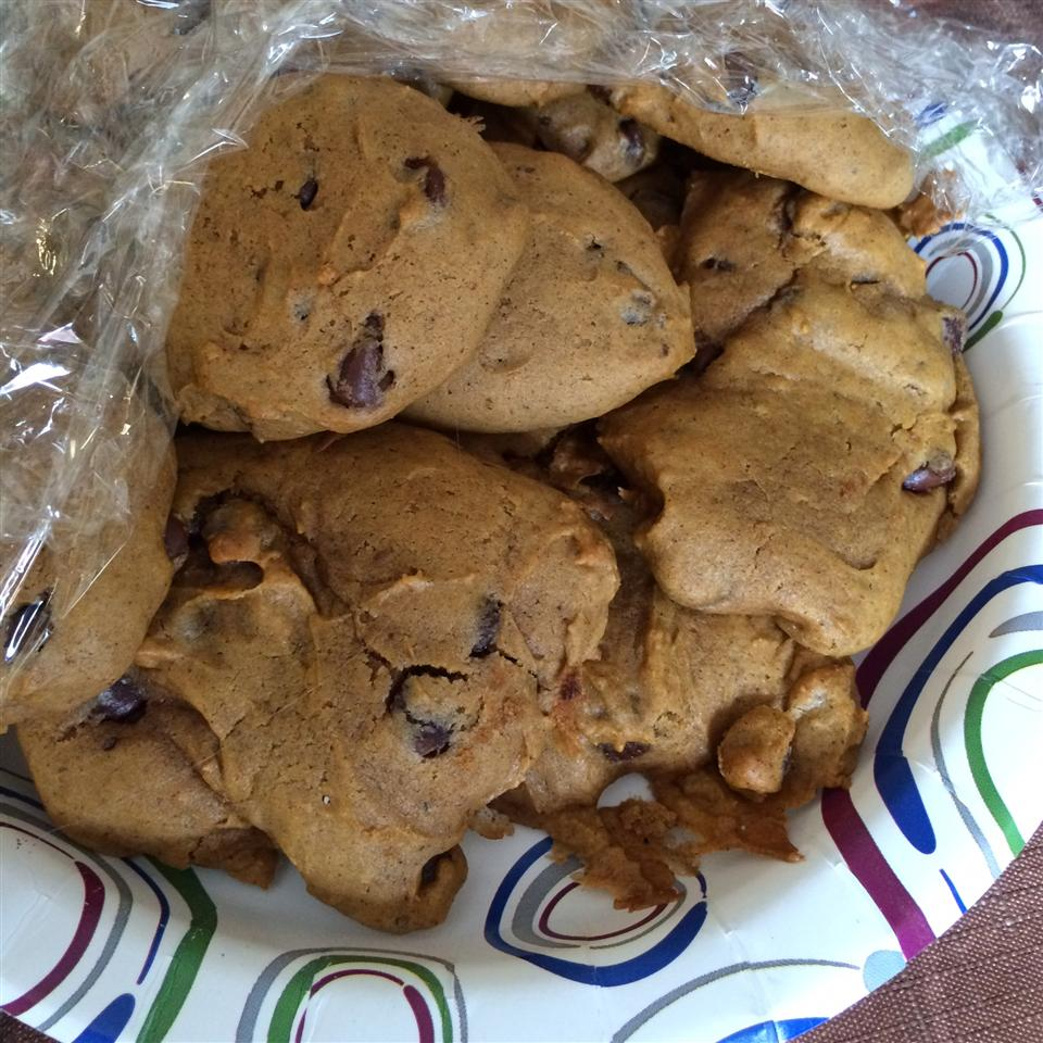 Easy Pumpkin Chip Cookies Lannie Sechrest