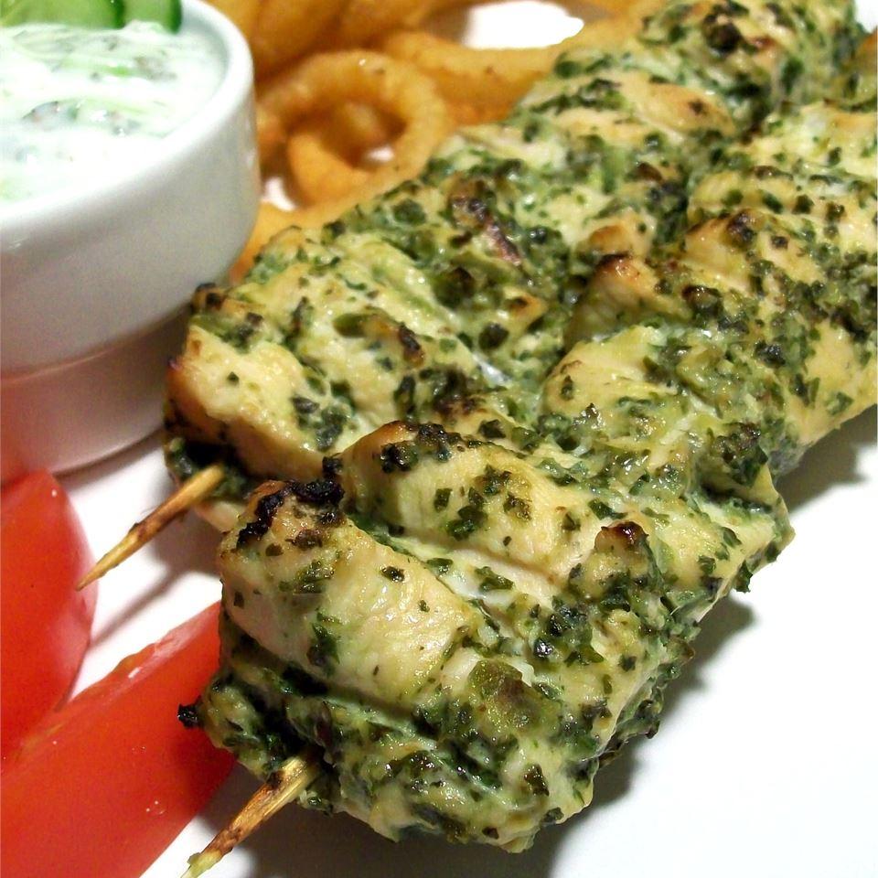 Chicken Hariyali Tikka HEERU