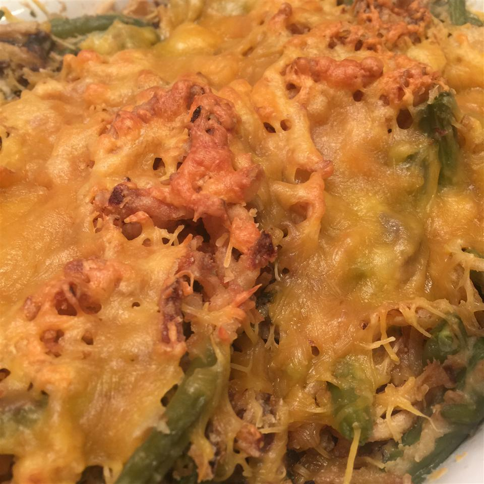 Absolutely Delicious Green Bean Casserole from Scratch Dorota Pikula