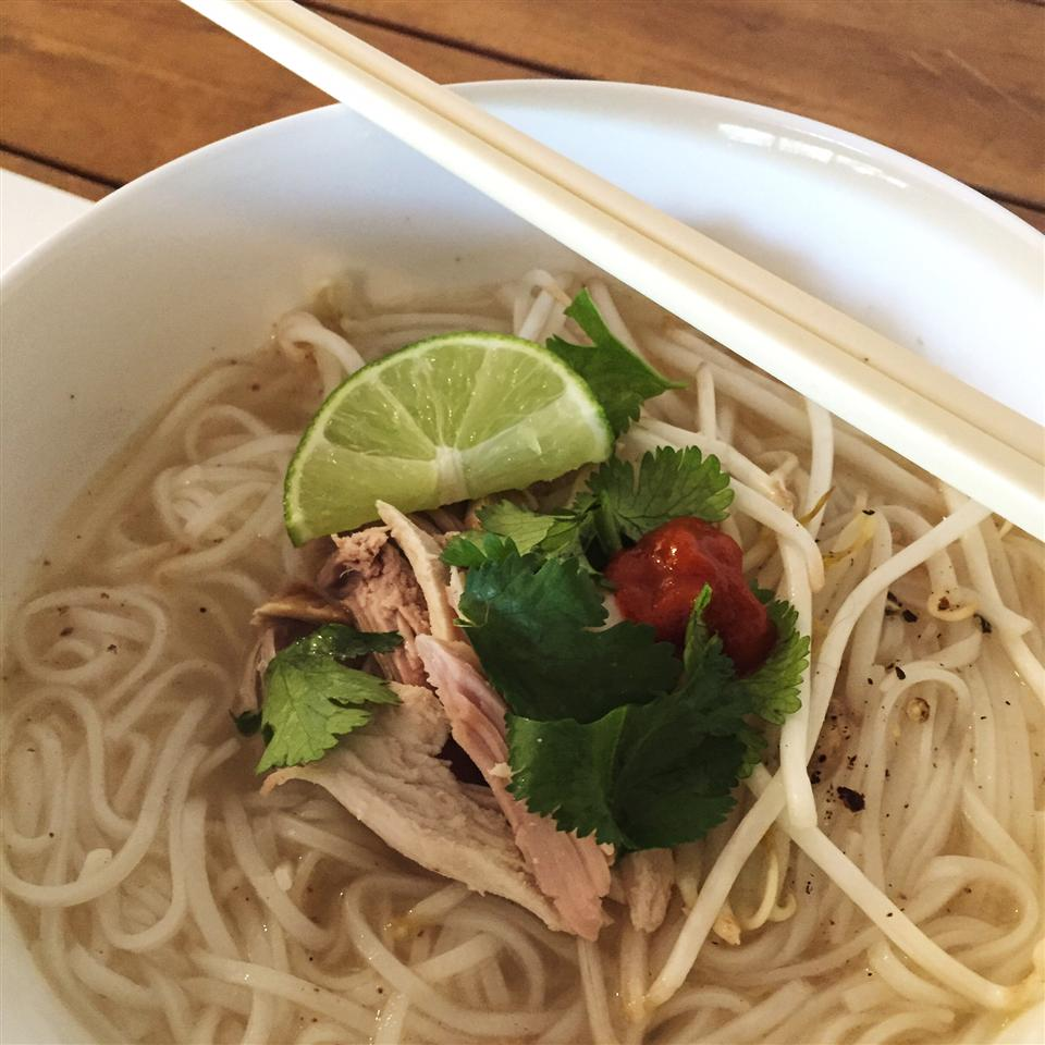 Day After Thanksgiving Turkey Pho hello angie