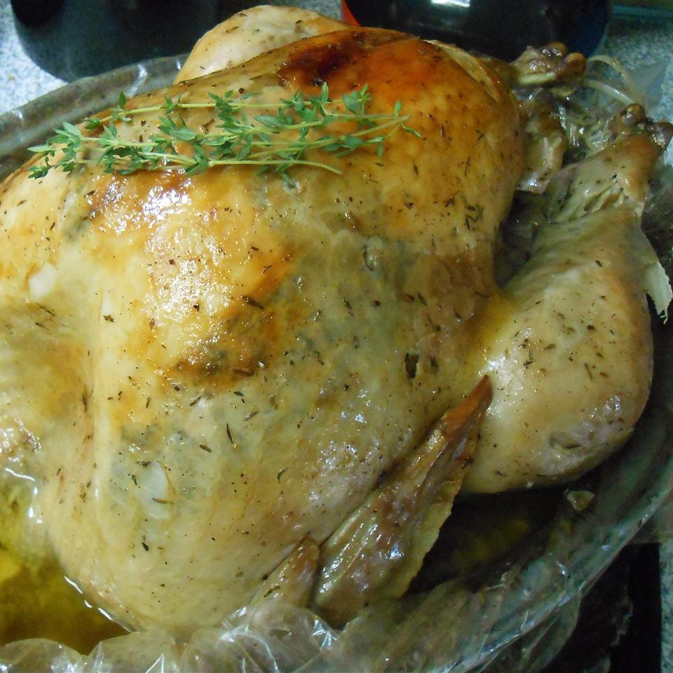 Chef John's Roast Turkey and Gravy RainbowJewels