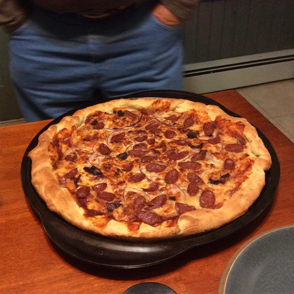 New York-Style Pizza Dough