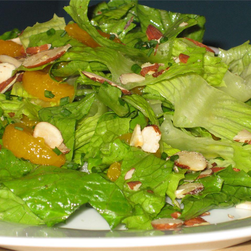 Mandarin Almond Salad Fit&Healthy Mom
