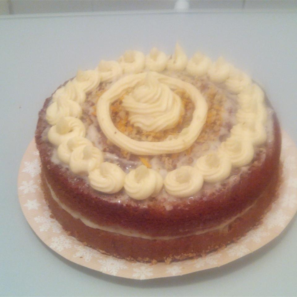 Boscobel Beach Ginger Cake Stephanie Garrett