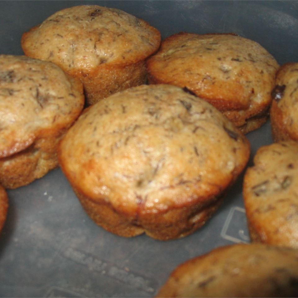 Banana Chip Muffins II