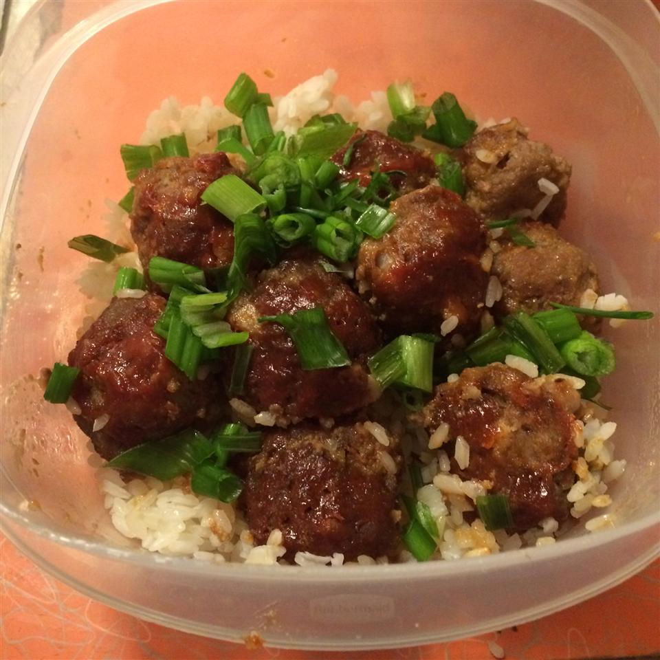 Hazel's Meatballs SaraBethExpress