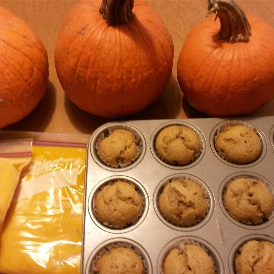 Pumpkin Muffins II