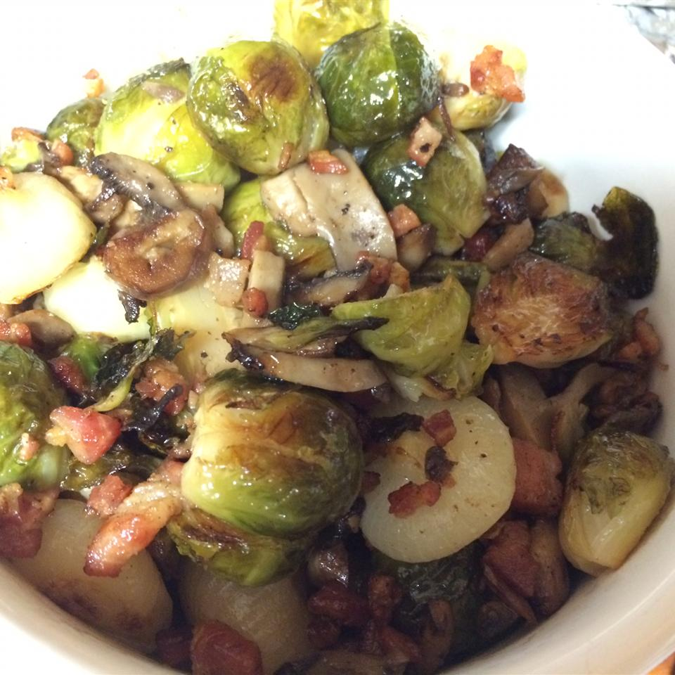 Chef John's Roasted Brussels Sprouts Cindy Bighorse-Chadwick