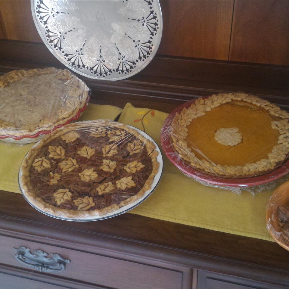 Chocolate Pecan Pie III TwinMom
