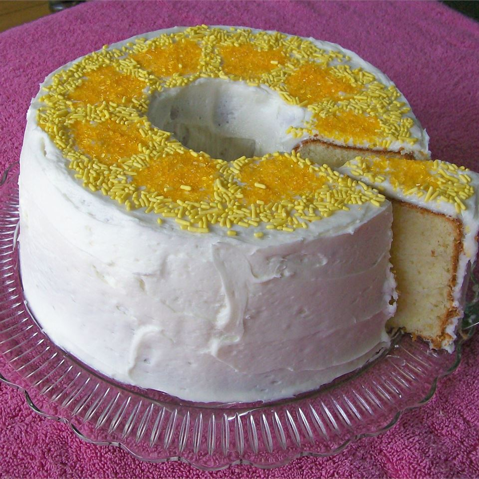 Greek Lemon Cake crhook