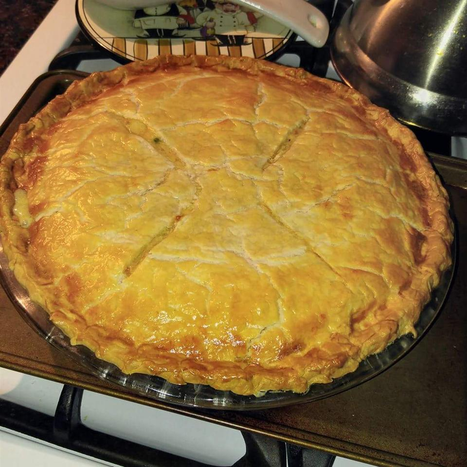 Chicken or Turkey Pot Pie image