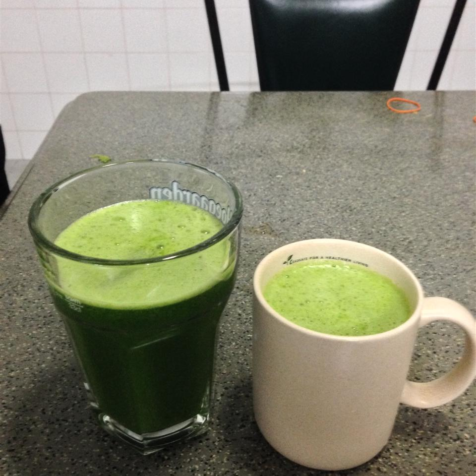Healthy Green Juice Phuah Kean Beng