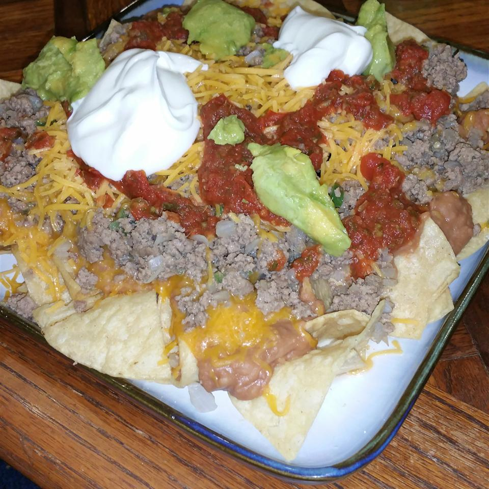 Over the Top Nachos Michael Flory