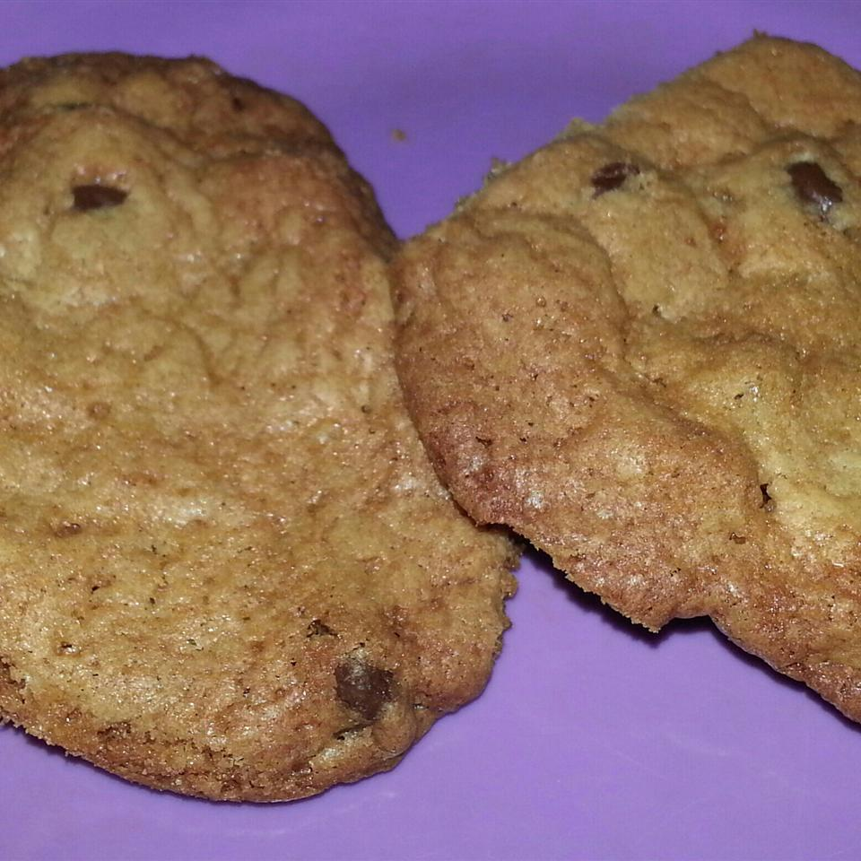 Ultimate High Altitude Chocolate Chip Cookies BrownSugar