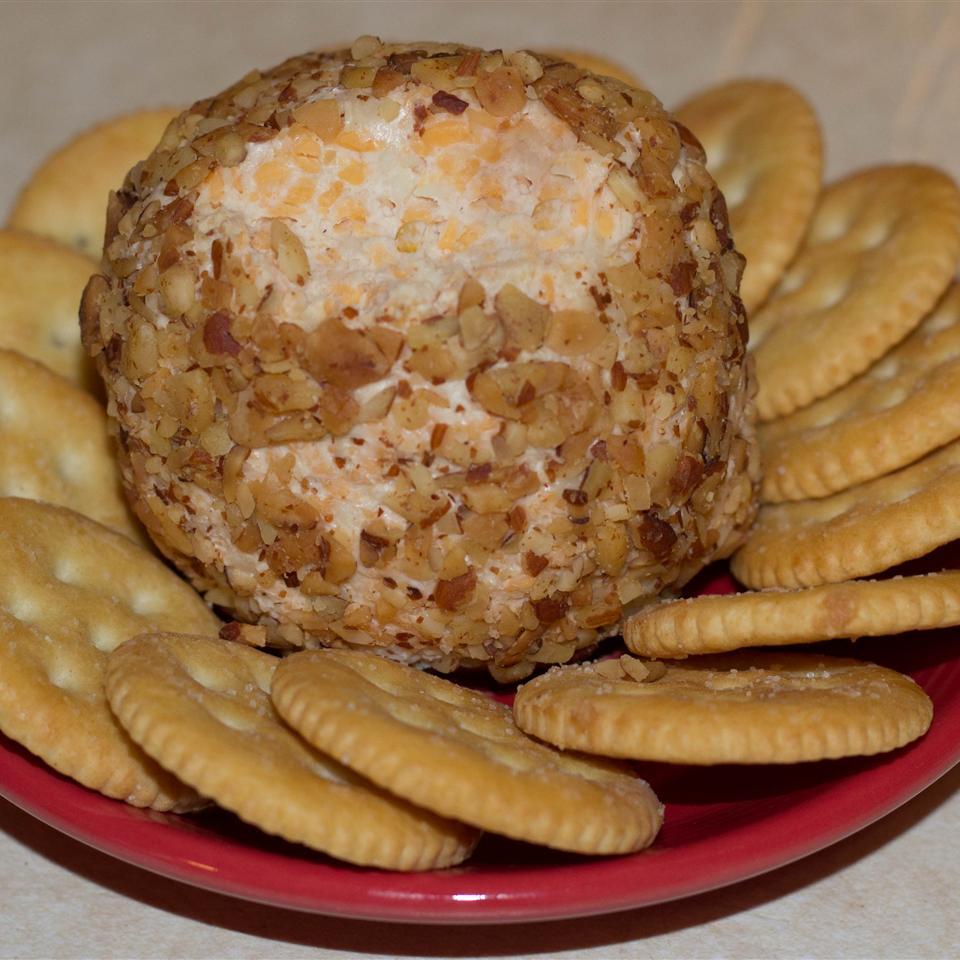 Hot Pepper Cheese Ball Erin