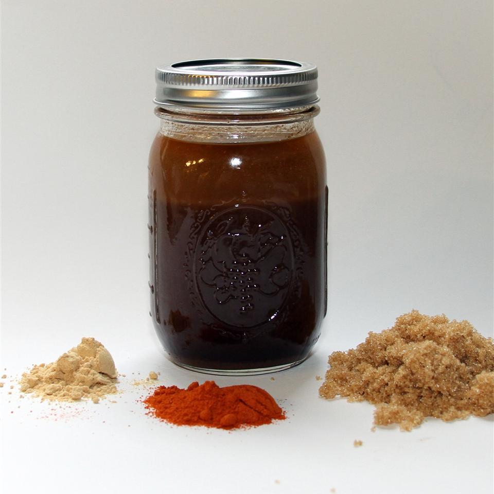 East Carolina Barbeque Sauce Jennifer Aleman