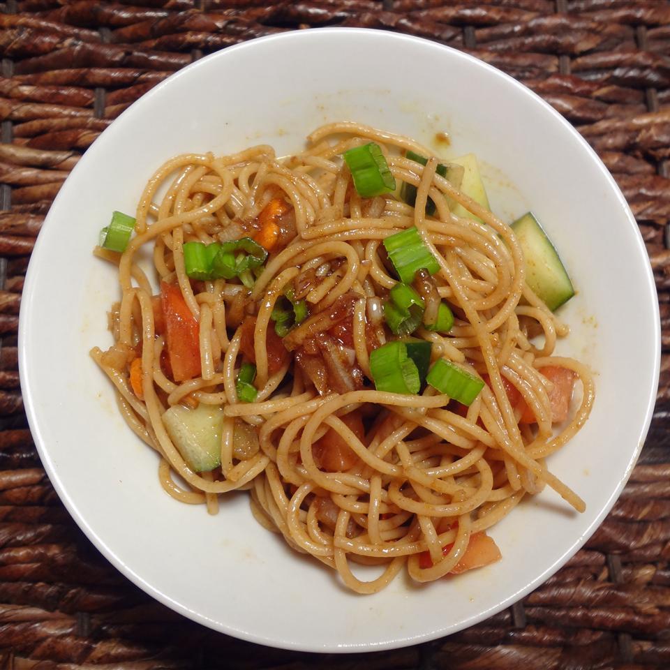 Curry Vinaigrette Dressing