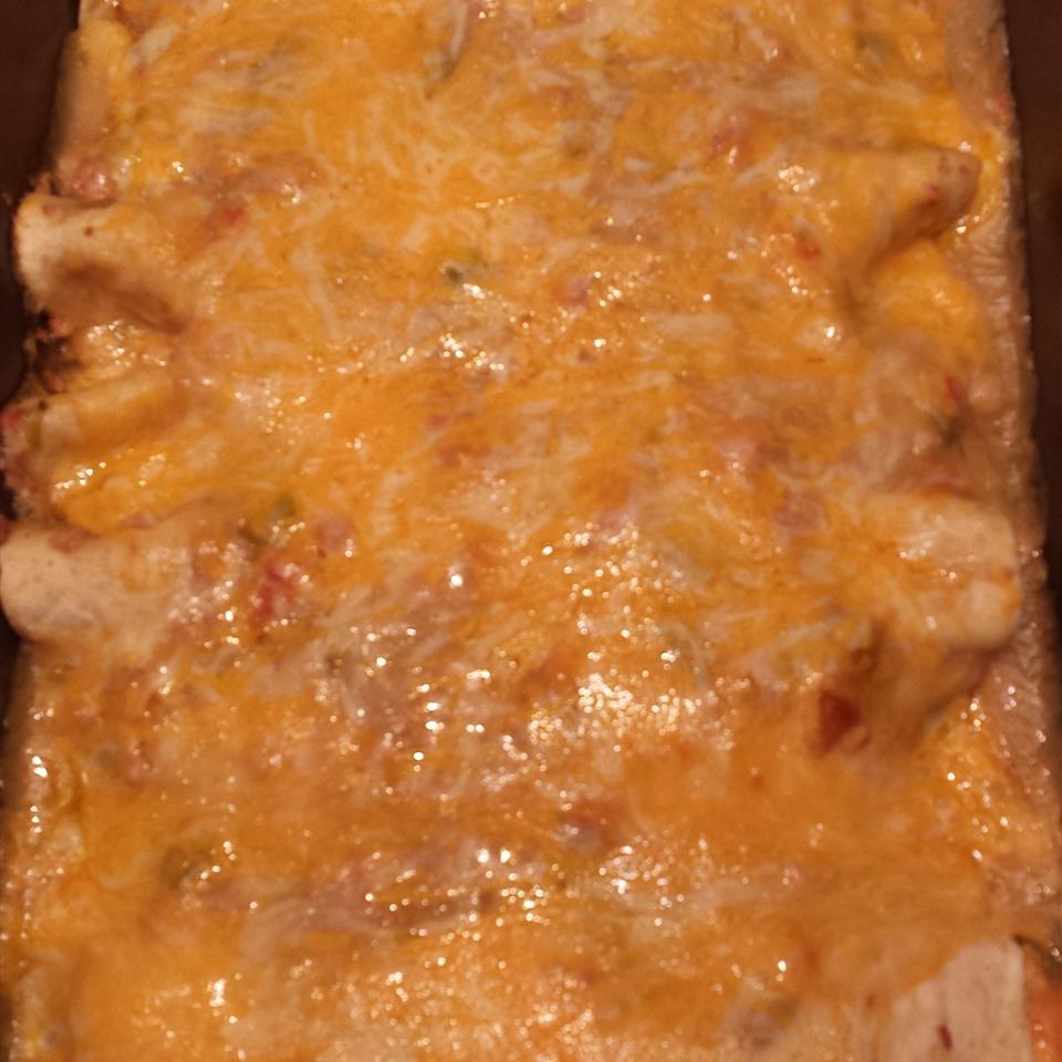 Homemade Chicken Enchiladas Jennie Pelletier