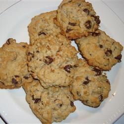 Oatmeal Chocolate Chip Cookies III Carla_P