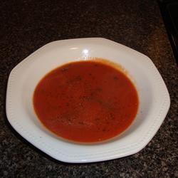 Basil Tomato Soup Carla_P