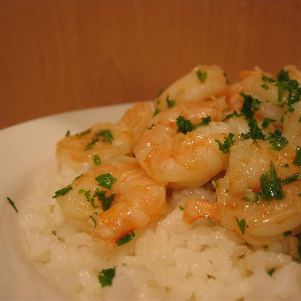 Quick and Easy Shrimp Scampi Deborah Corda
