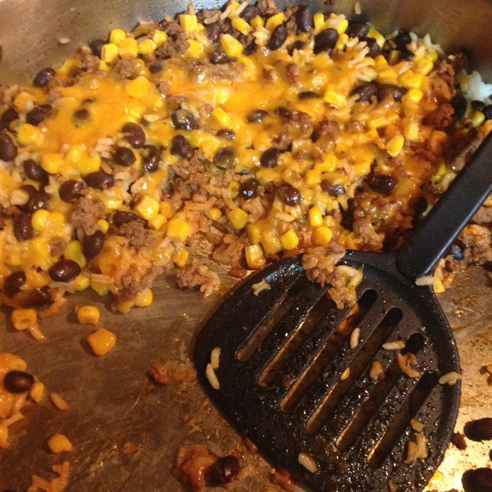 One-Pan Taco Dinner