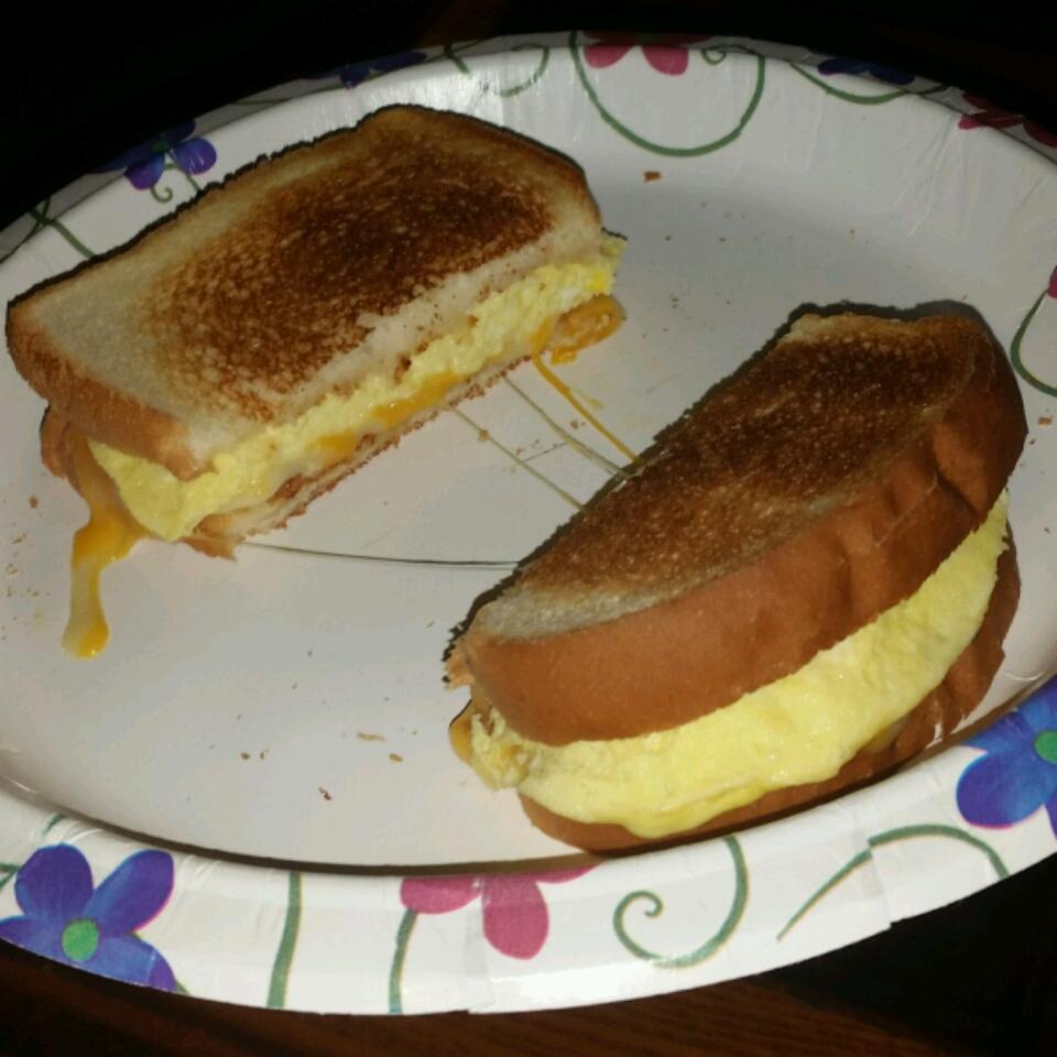 Egg Sandwich Katelyn Adams