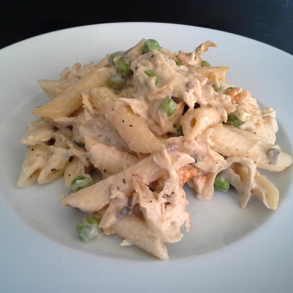 Chicken and Pea Casserole