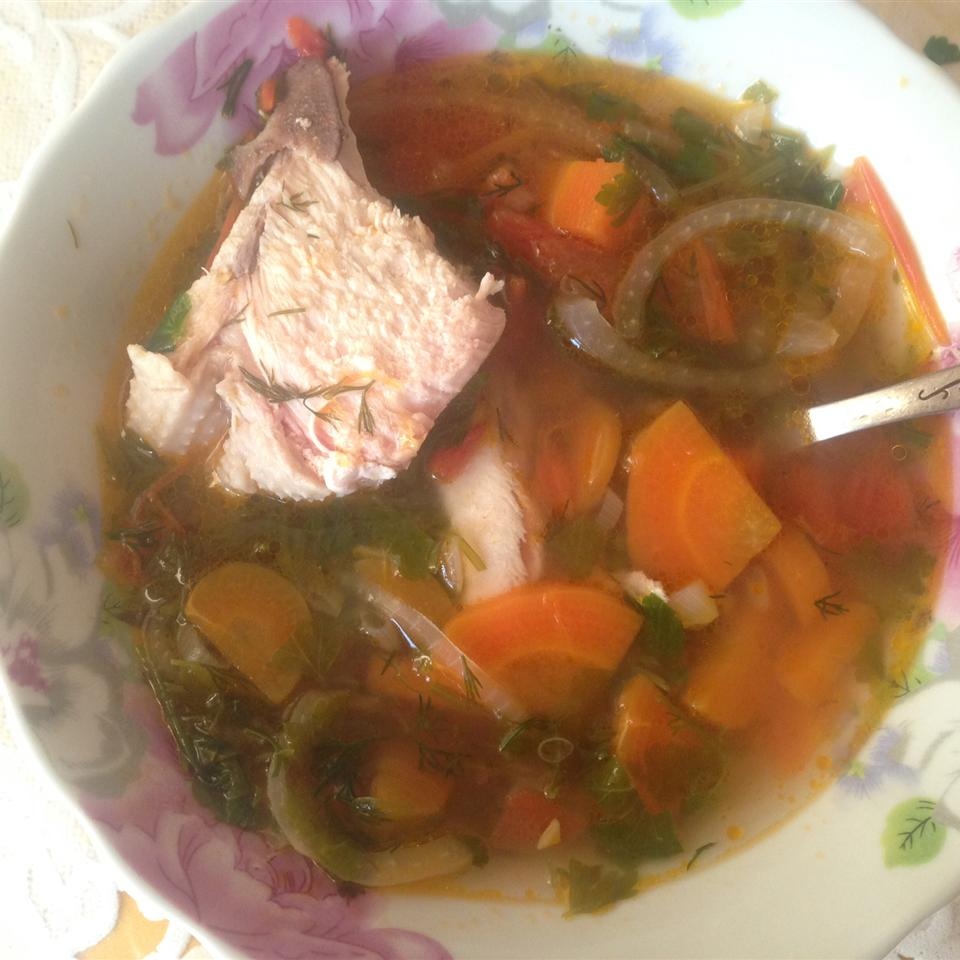 Italian-Style Chicken Noodle Soup Suzan