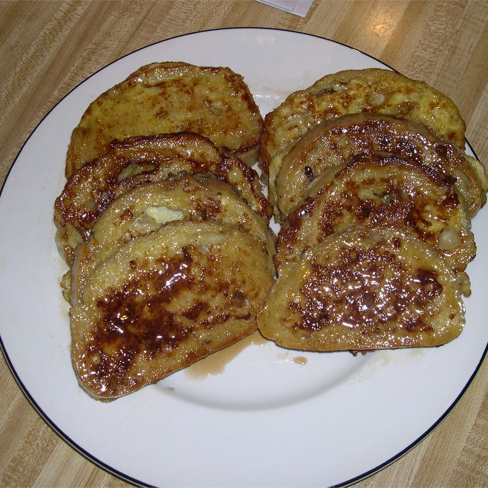 Caramelized French Toast Bob
