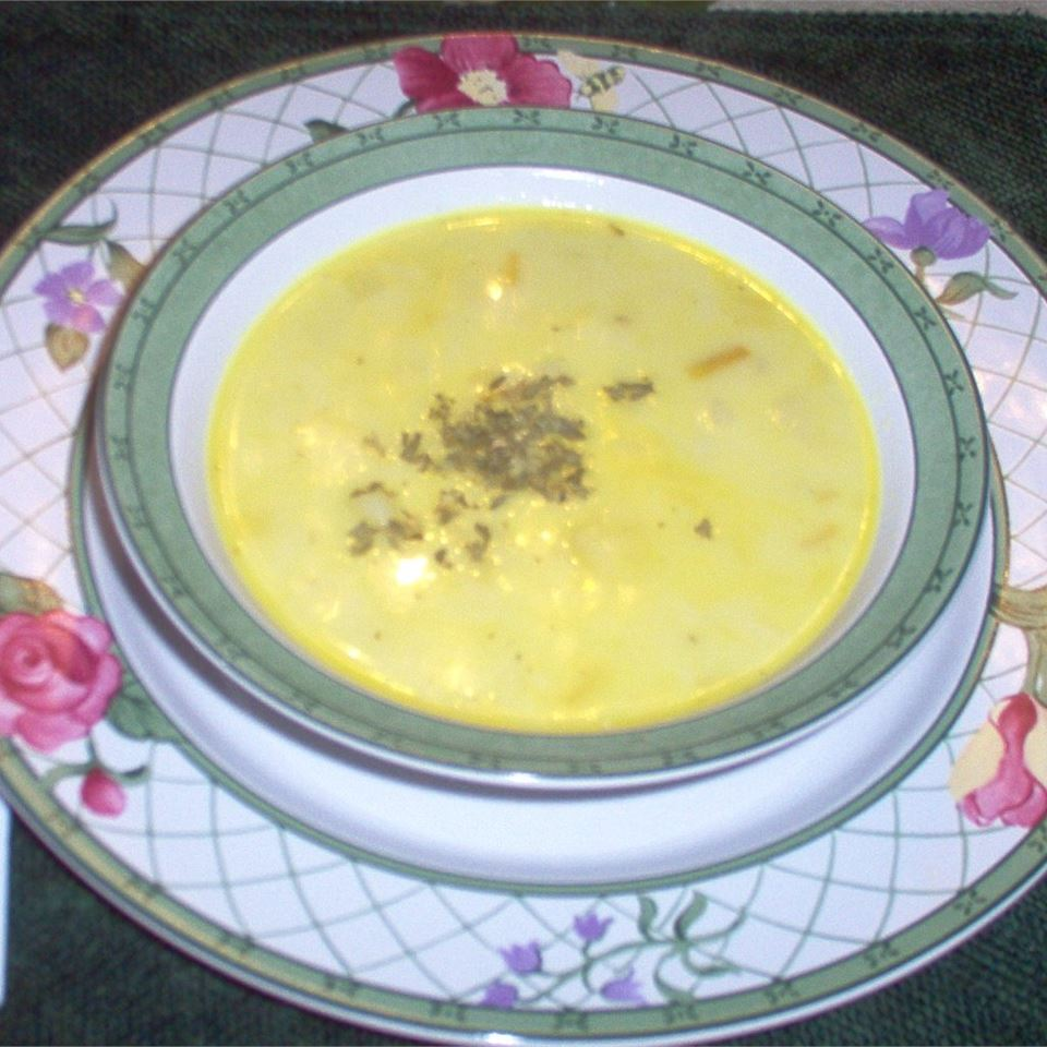 Real Potato Leek Soup
