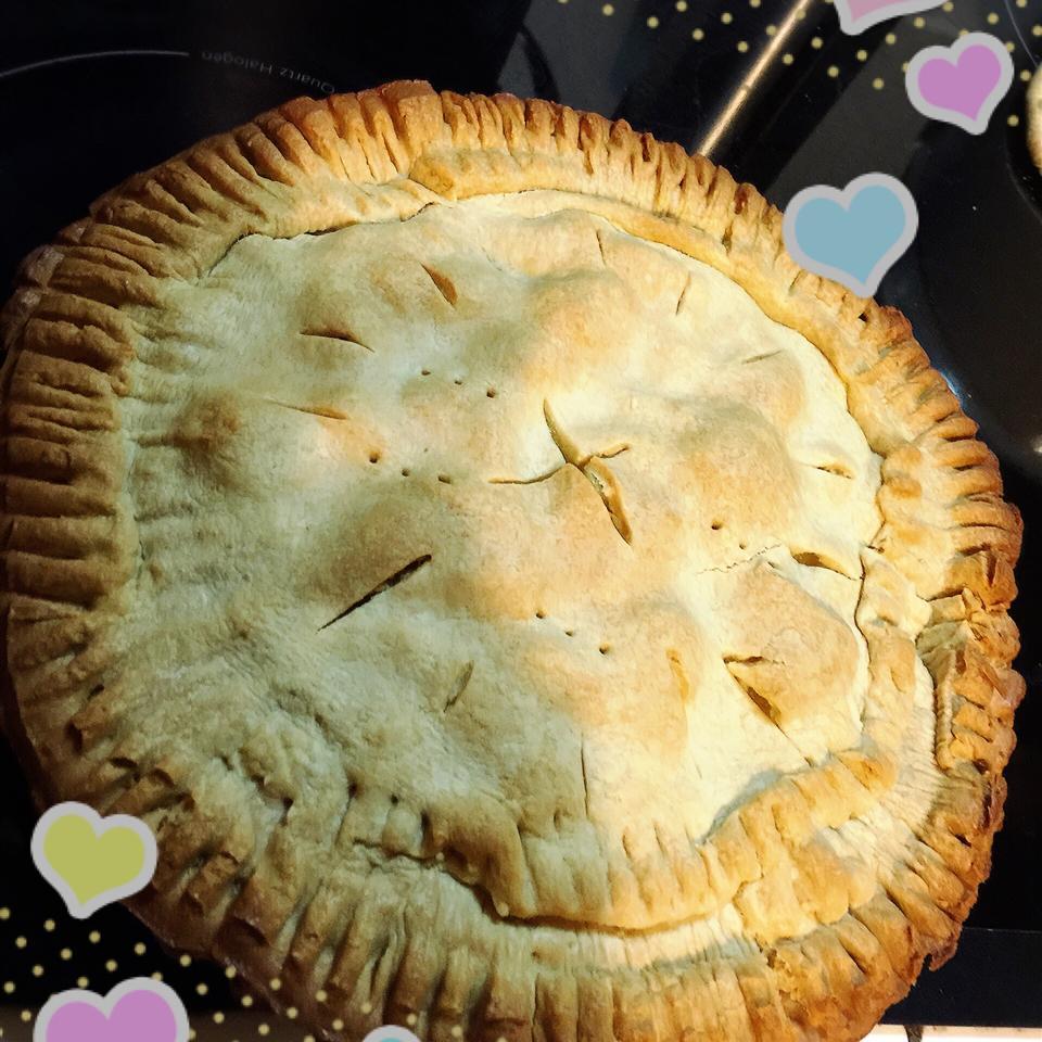 Bob's Pineapple Pie