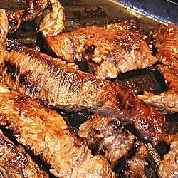 smoky steak marinade recipe