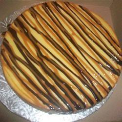 Brownie Caramel Cheesecake Micki0310