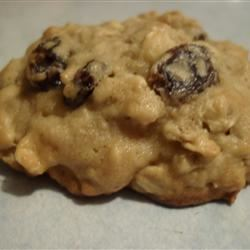 Coffee Liqueur Raisin Cookies Sarah Jo