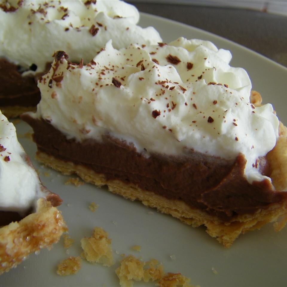 chocolate cream pie i recipe