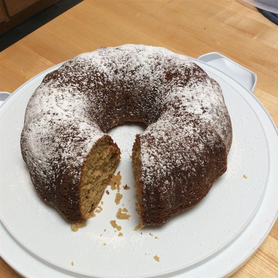 Easiest Applesauce Cake