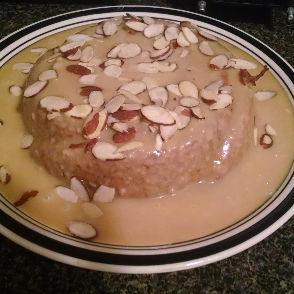 Norwegian Almond Cake Lori Schreiner