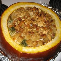 Thanksgiving Stuffed Pumpkin poreef