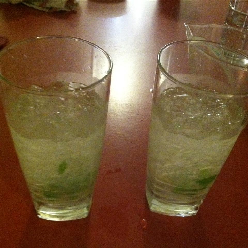 Alcohol-Free Mint Julep matthew valenzuela