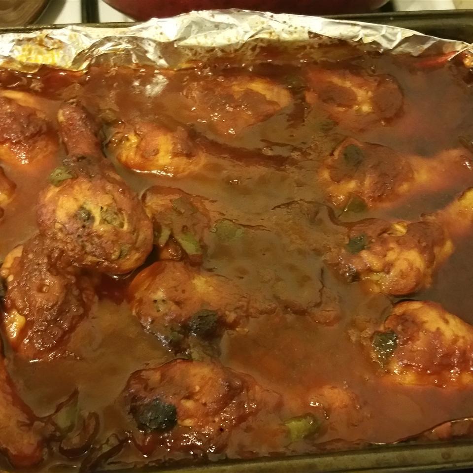 Creole Chicken II Marquita Keedah Boo Perry