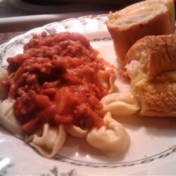 Cheesy Italian Tortellini Sherbear1