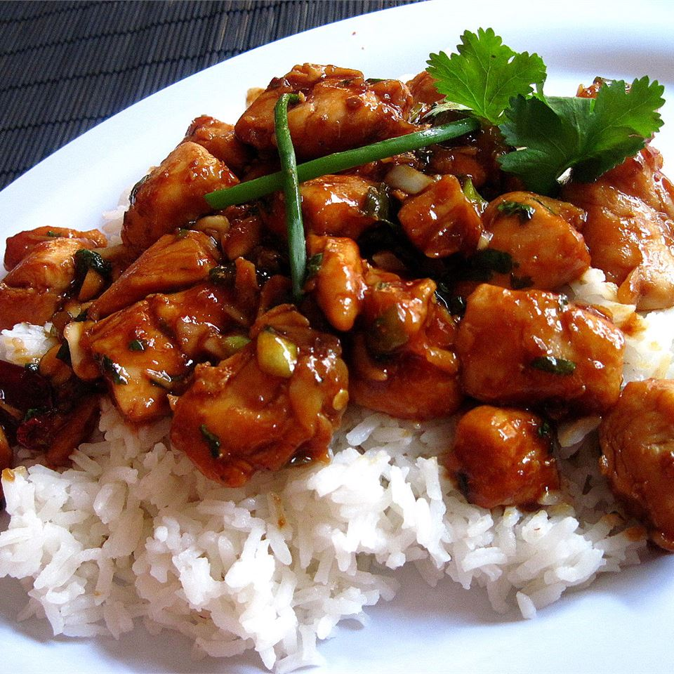 Kung Pao Chicken Arlena